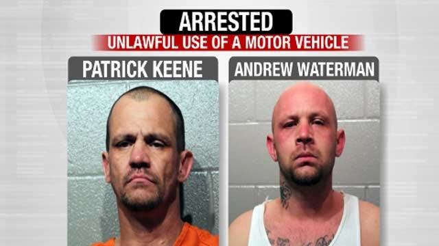 Moore Police Caught Crook Hiding In A Chicken Coop