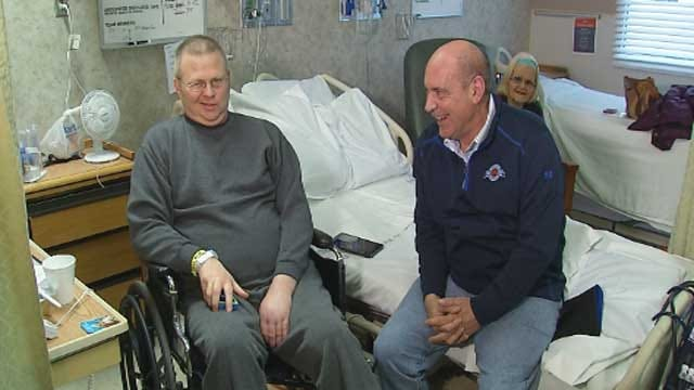 Employee Says Boss Saved His Life After Suffering A Stroke