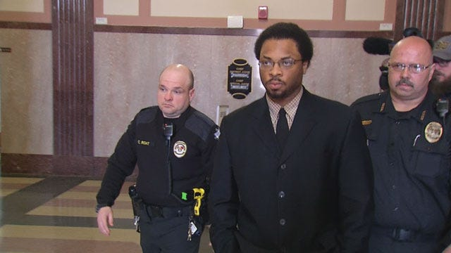 Jury Recommends Death Penalty For Man Charged In Fatal OKC Bus Station Stabbing