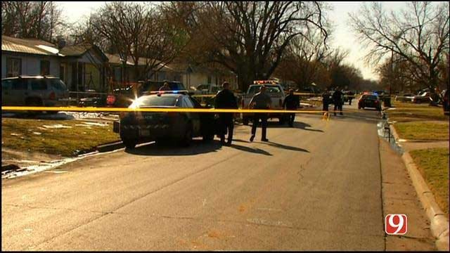 One Killed In SW OKC Shooting