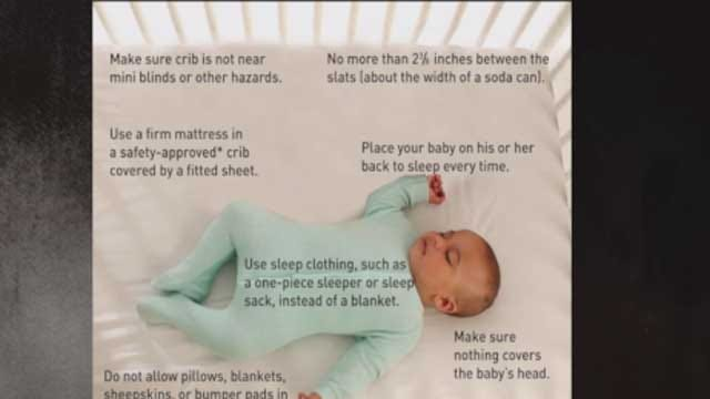 Health Officials Raising Awareness About Oklahoma's Infant Mortality Rate