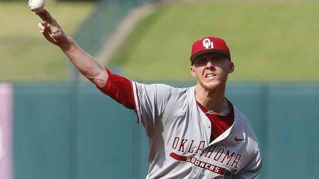 OU Baseball: First Inning Dooms Oklahoma
