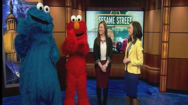 Sesame Street Live Brings 7 Shows To OKC