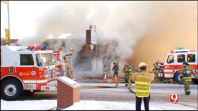 Stockyards City Blaze Causes Nearly Half A Million Dollars In Damage
