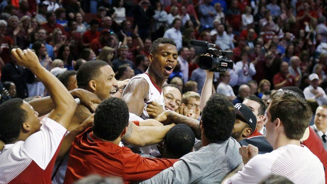 Buddy System: Hield's Tip-In Gives Sooners Win Over Kansas