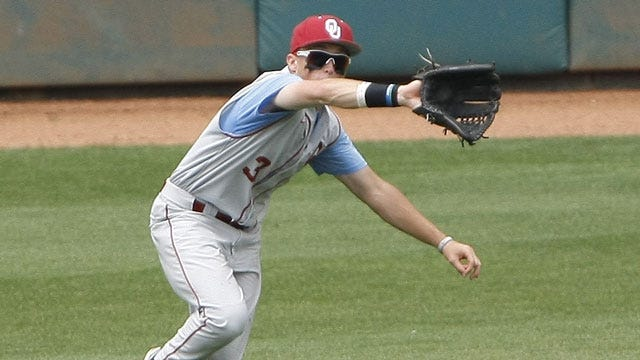 OU Baseball: Sooners, Hansen Mow Down Boilermakers