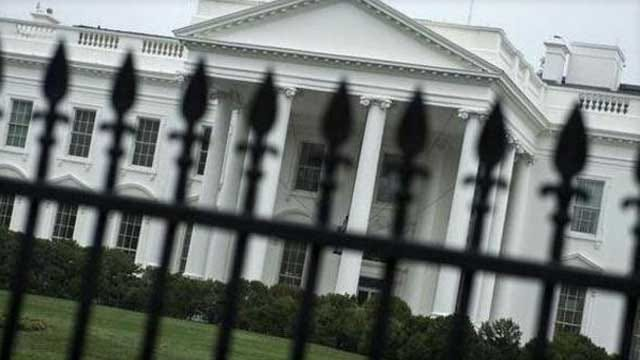 White House On Alert After Nearby Fire, Suspicious Vehicle
