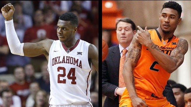 Big 12 Basketball: Hield Player of the Year, Sooners and Cowboys Earn Honors
