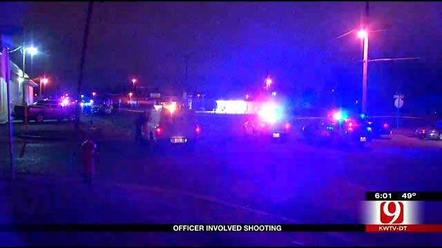 Fatal Officer-Involved Shooting In SW OKC