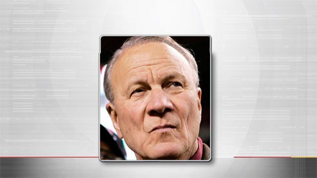 "Barry Switzer Says He Takes OU Video ""Very Personally"""
