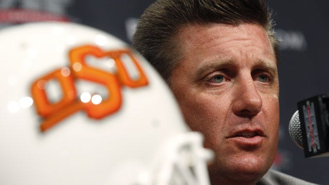 OSU Football: Gundy And New Assistants Preview Spring Ball