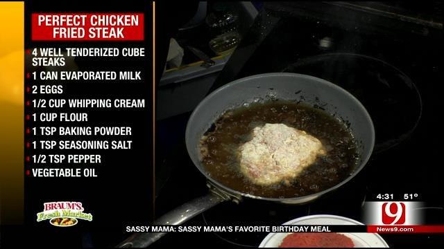 Perfect Chicken Fried Steak