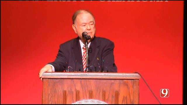 President Boren: OU Has Zero Tolerance For Racism