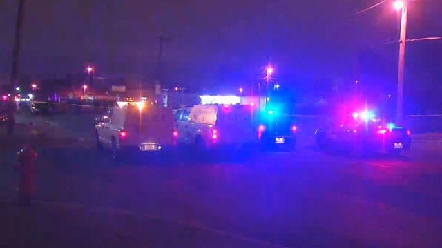 Suspect, Victim Identified In Deadly SW OKC Officer-Involved Shooting