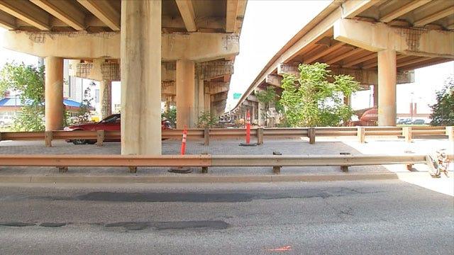 Emergency Declared Over Crumbling Belle Isle Bridge