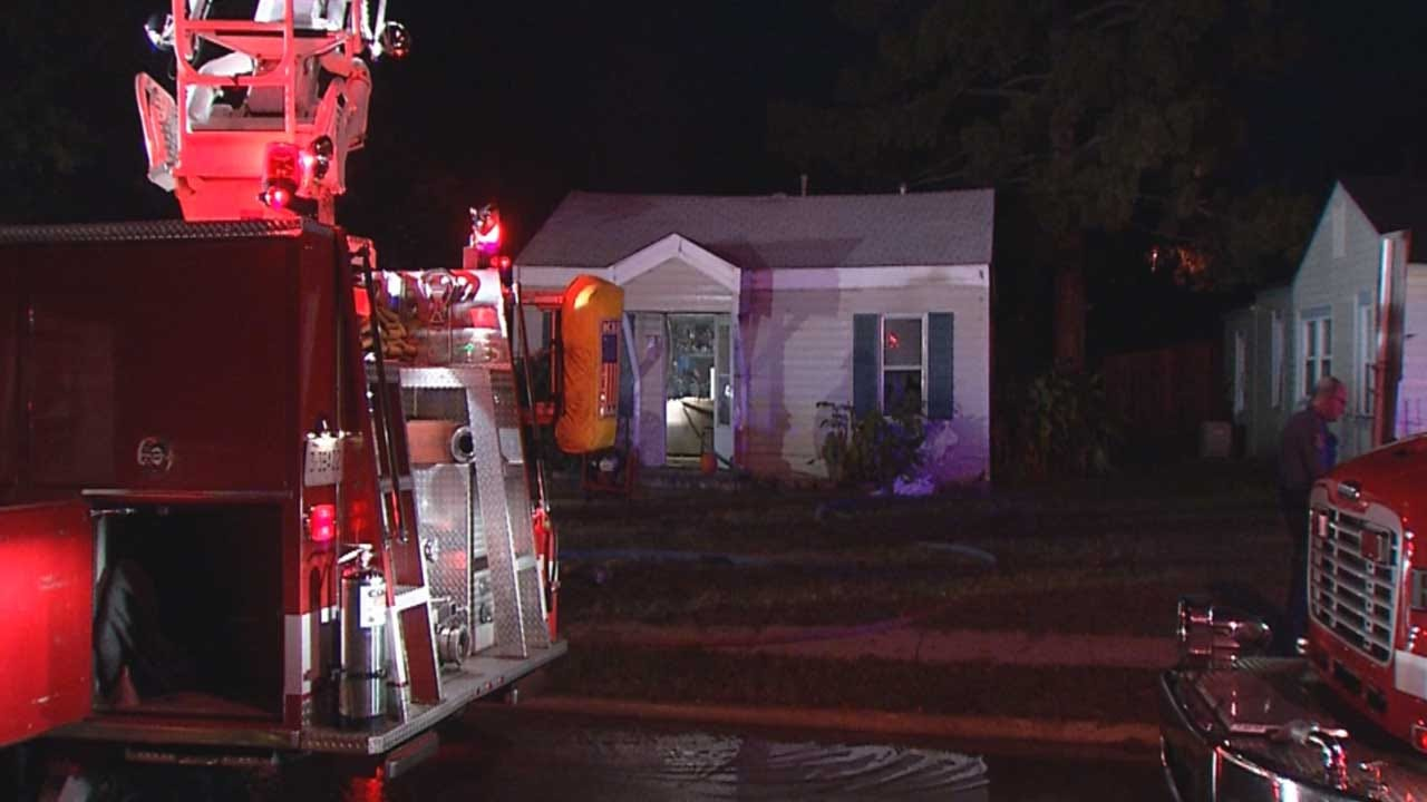 Bethany Mom's Heroic Actions Save Family From Burning Home