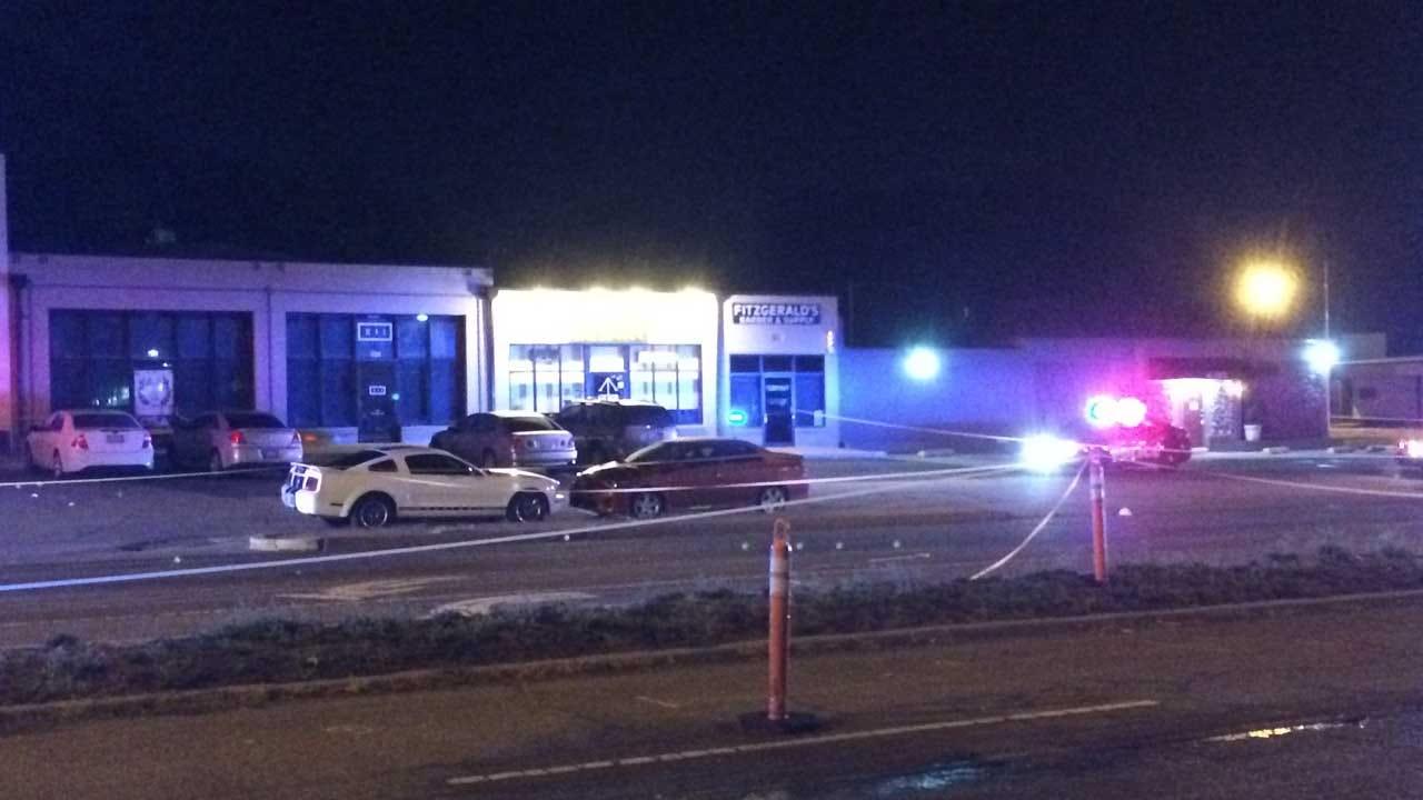 NW OKC Shooting Leaves One Hospitalized