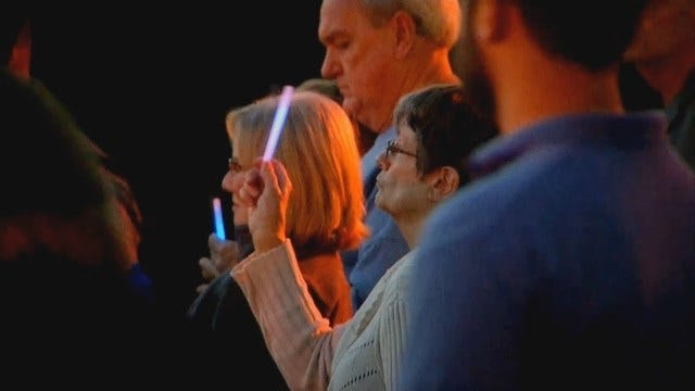 Oklahomans Gather To Honor Fallen Law Enforcement Officers