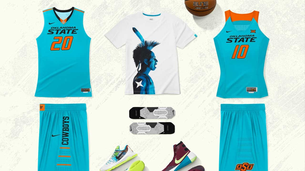 OSU Basketball, Nike Collaborate With Native American Heritage Uniforms