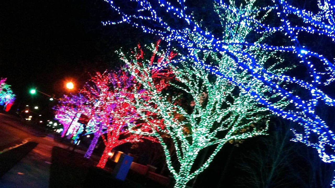 Chesapeake: No Holiday Lights On Campus This Year