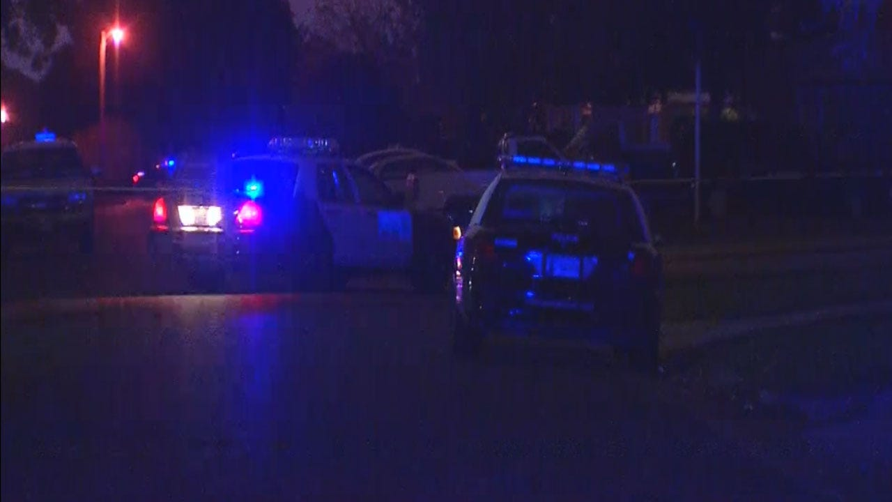 OKC Police: Son Arrested After Fight Leads To Father's Death
