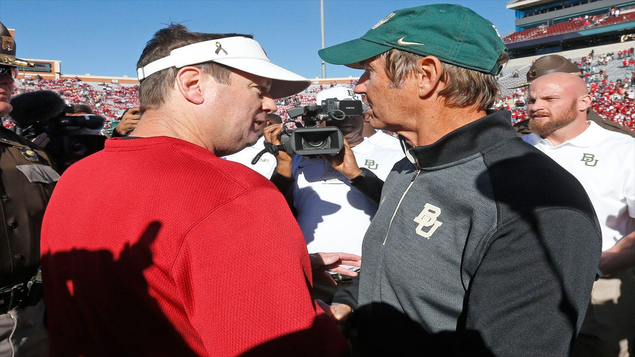Previewing The Sooners' Showdown With Undefeated Baylor