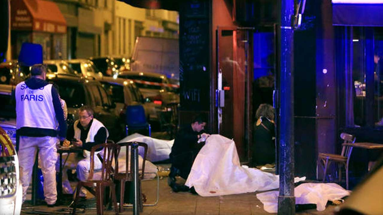 Deadly Attacks Across Paris