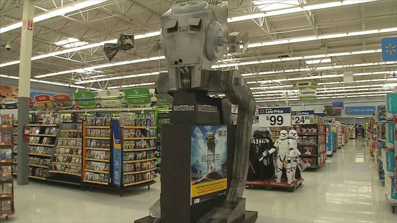 Metro Wal-Mart Stores Joining In Star Wars 'Epic Weekend'