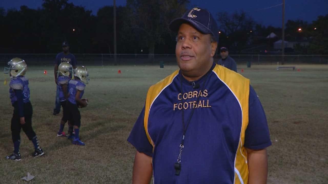 Red Dirt Diaries: OKC Coach Teaches Children More Than Football