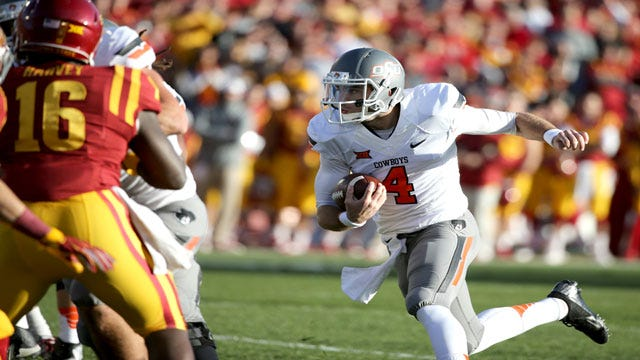Instant Analysis: Cowboys Survive In Ames, Remain Undefeated