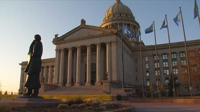Lawmakers Want Oklahoma To Refuse To Accept Syrian Refugees