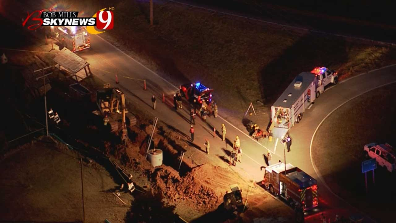 Edmond PD Releases 911 Call Made During Deadly Construction Accident