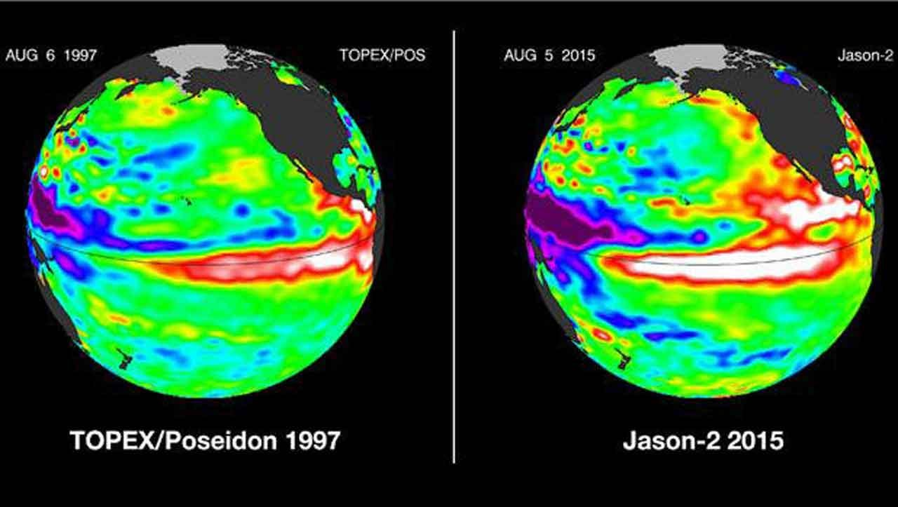 El Nino Likely To Strengthen, Bring More Wild Weather