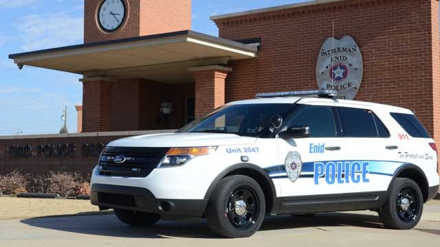 Enid Police Investigate At Least 19 Drive-By Shootings Wednesday