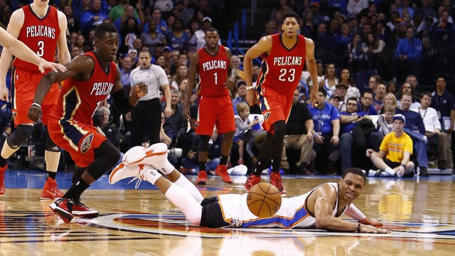 GAMEDAY PREVIEW: Thunder Host The Struggling Pelicans
