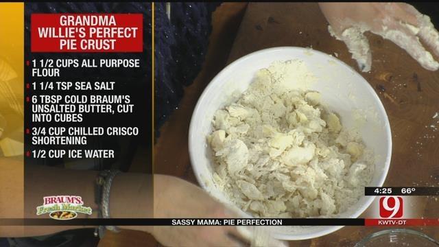 Grandma Willie's Perfect Pie Crust