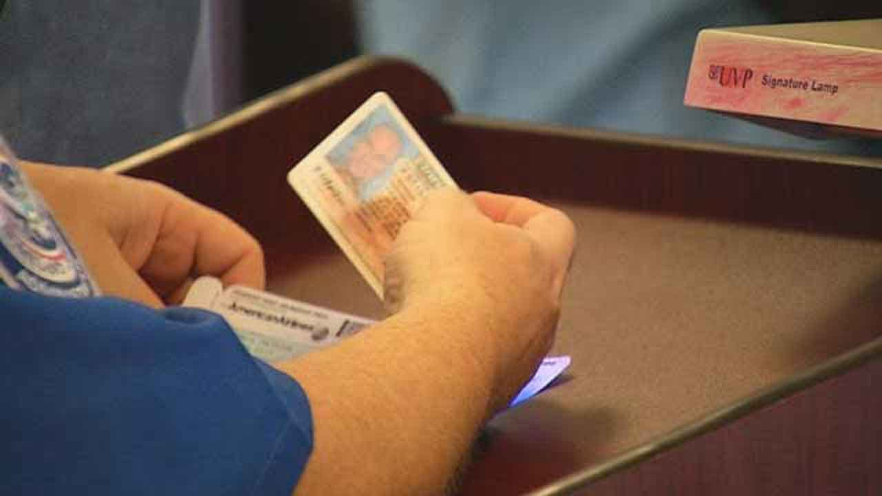 Lawmakers Working To Make Oklahoma REAL ID Compliant