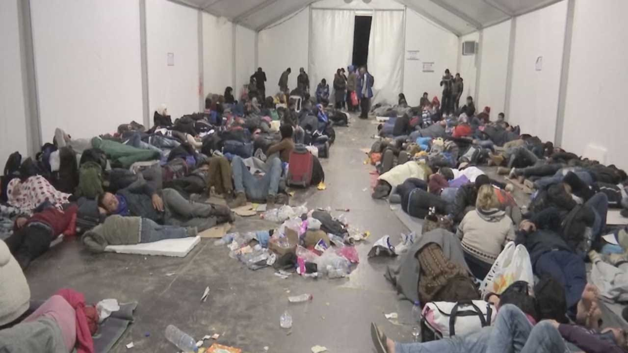 Oklahomans With Loved Ones In Syria Talk About The War, Refugee Crisis