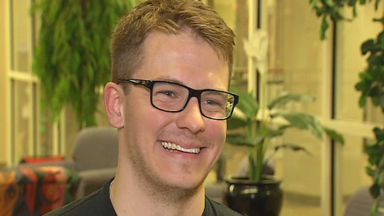 OSU Student Survives Grain Elevator Accident, Works To Become Doctor