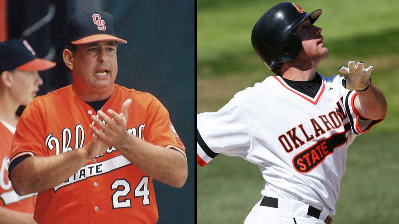 Holliday And Brown To Be Inducted Into Cowboy Baseball Hall Of Fame