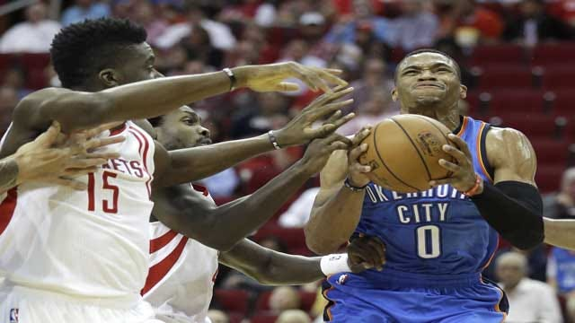 No One's Perfect: Thunder Suffers First Loss Of Season