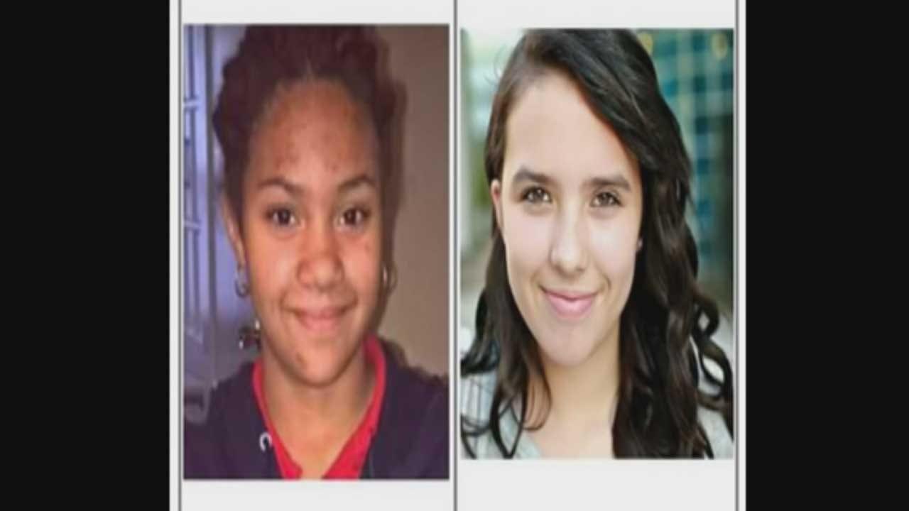 OKC Police: Runaway Girls Found, Are Safe