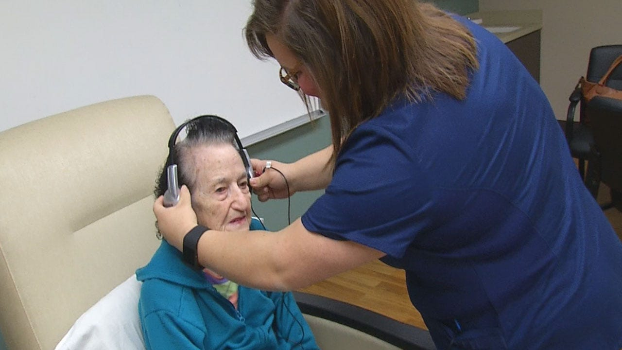 Edmond Hospital Uses Music To Help Alzheimer's Patients