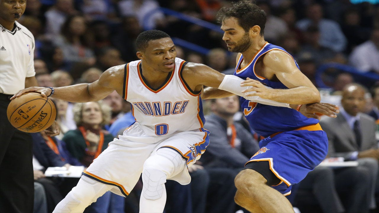 Thunder Lose To Knicks After Late-Game Rally Falls Short