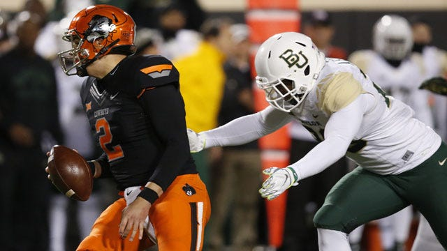 Instant Analysis: OSU's Perfection Ends Against Baylor