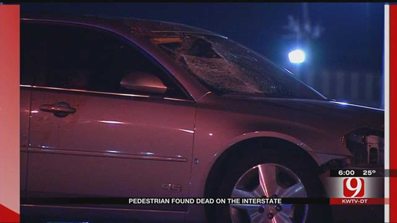 OHP: Body Found On The Interstate In OKC