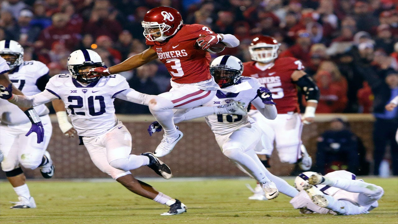 SOONERS SURVIVE: OU Holds On To Beat TCU 30-29