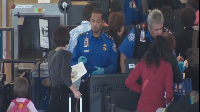 Amid Global Terror Alert, US Beefs Up Holiday Travel Security