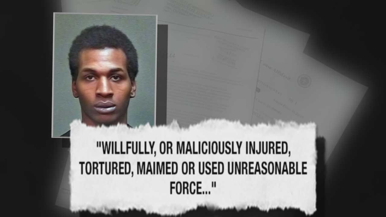 OKC Man Accused Of Cracking Child's Skull