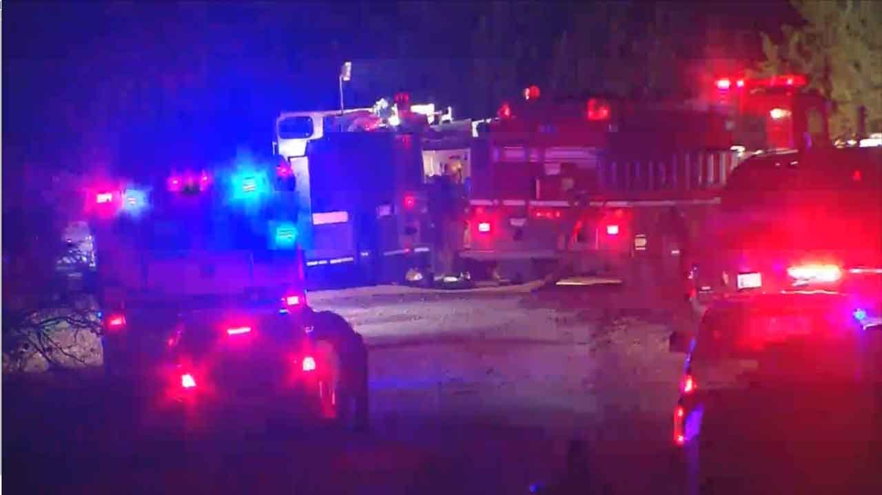 Woman's Body Discovered After House Fire Call In Cleveland County